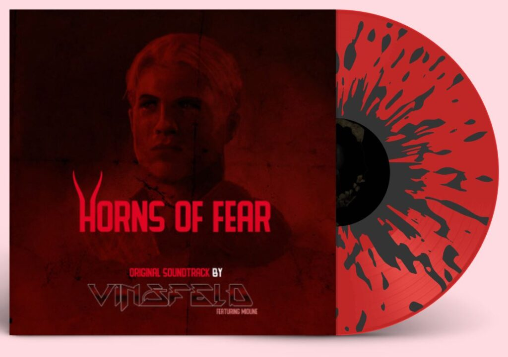 Horns Of Fear - Front