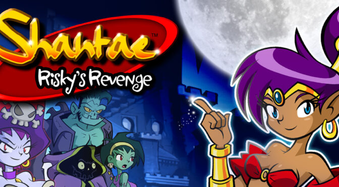 Shantae: Risky's Revenge 2LP up for preorder from Limited Run Games