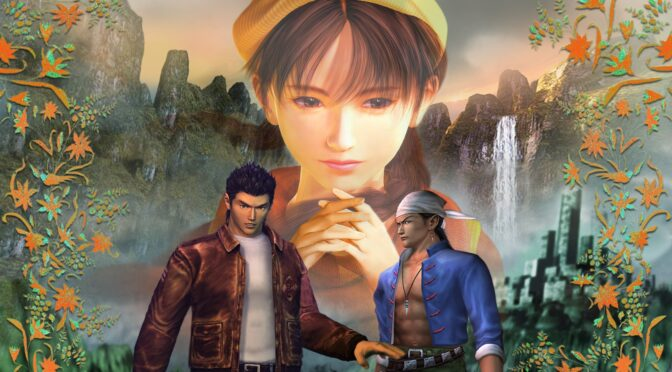 Shenmue II vinyl preorders now live from Data Discs