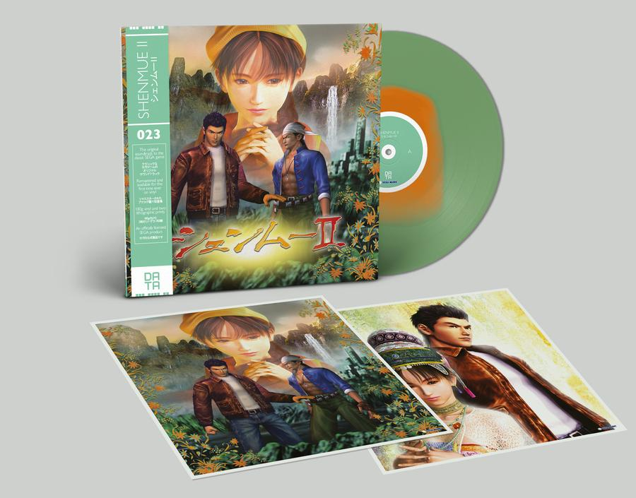 Shenmue II - Limited Edition Vinyl