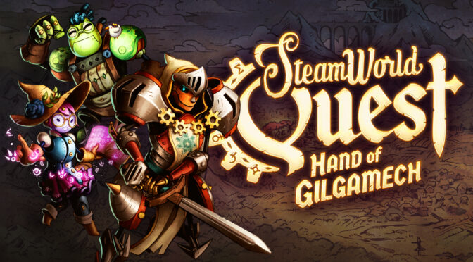 Thunderful have opened orders for Steamworld Quest, Flipping Death and Fe vinyl releases
