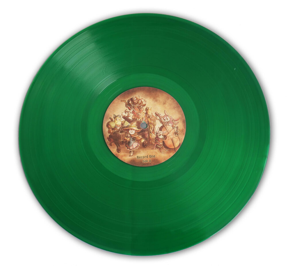 Steamworld Quest - Vinyl