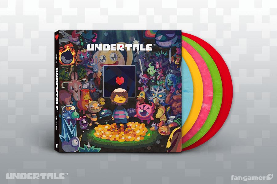 Undertale - Box Set Front