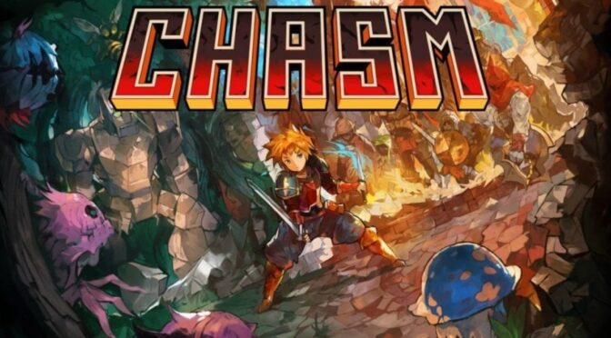Limited Run Games to release the Chasm soundtrack on vinyl
