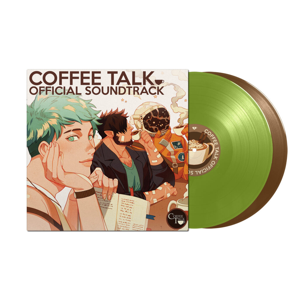 Coffee Talk - Front