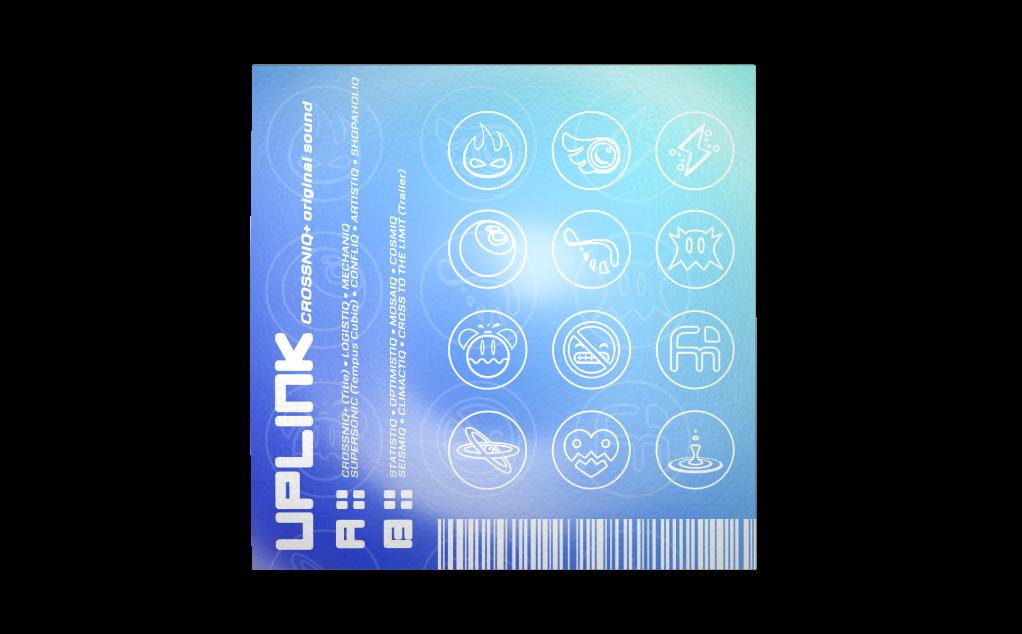 Crossniq+ - Back Cover
