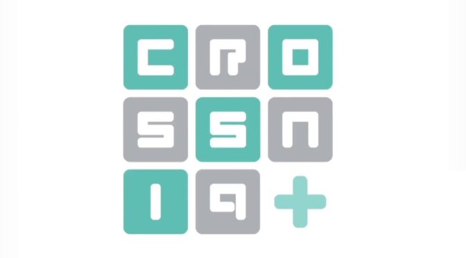The soundtrack to Crossniq+ can be backed on vinyl on Qrates