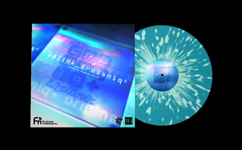 Crossniq+ - Front Cover + Vinyl