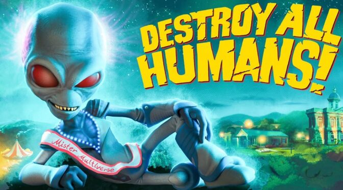 Destroy All Humans! 2lP preorder up via Limited Run Games