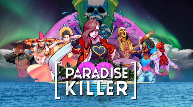Paradise Killer vinyl soundtrack now up for preorder from Black Screen Records