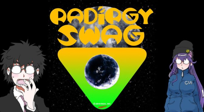 The Radirgy Swag soundtrack is available to order on vinyl