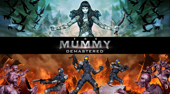 Limited Run Games are releasing The Mummy Demastered on vinyl