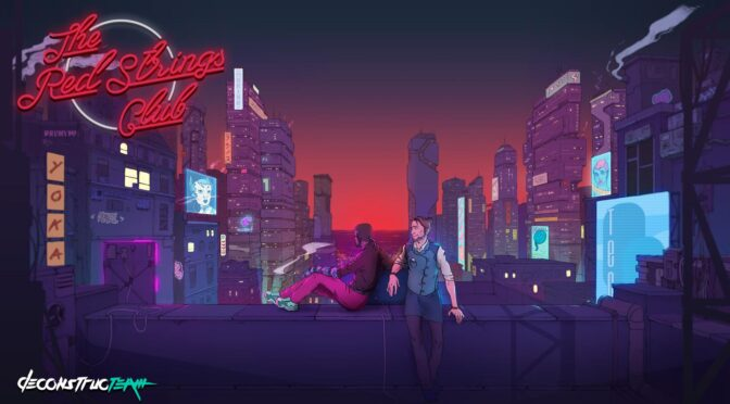 The Red Strings Club vinyl soundtrack up for preorder from Laced