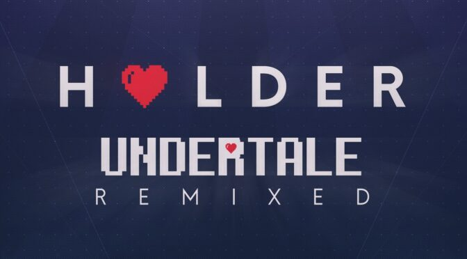 Undertale Remixed album can be backed for vinyl release via Bandcamp