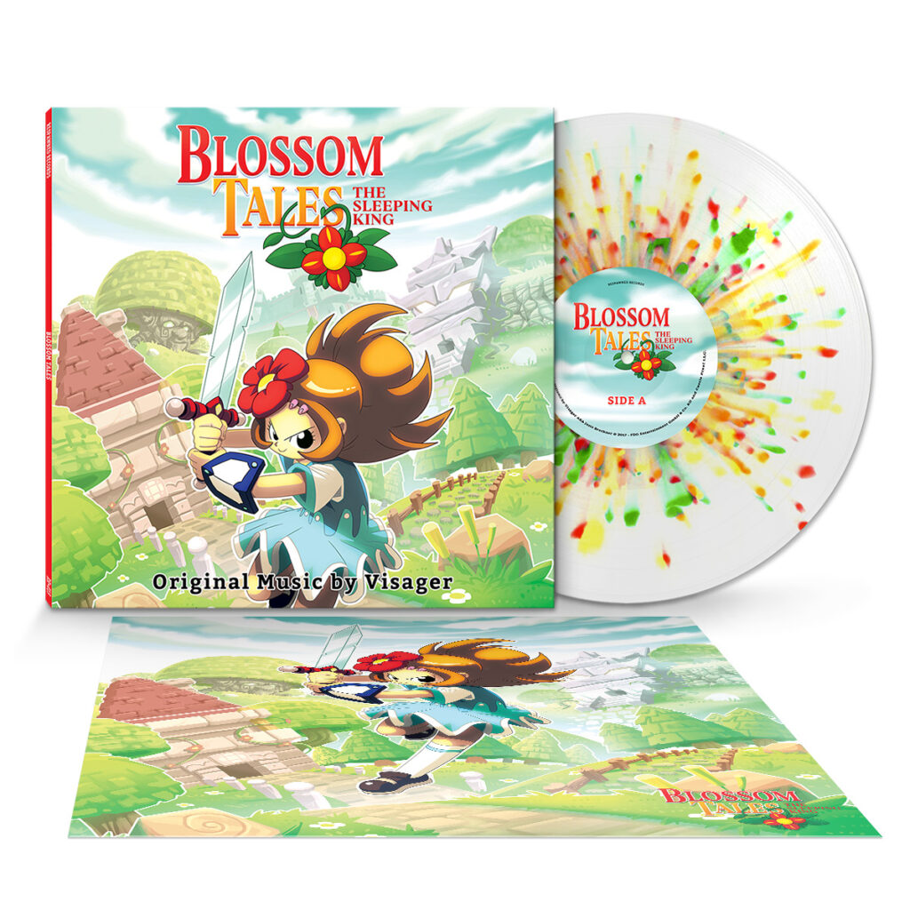 Blossom Tales - Front