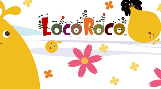 Fangamer is releasing the LocoRoco soundtrack on vinyl