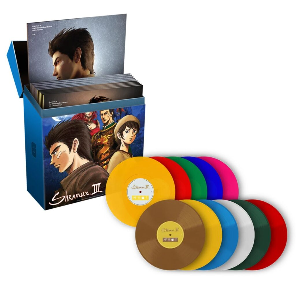 Shenmue III - Complete Box