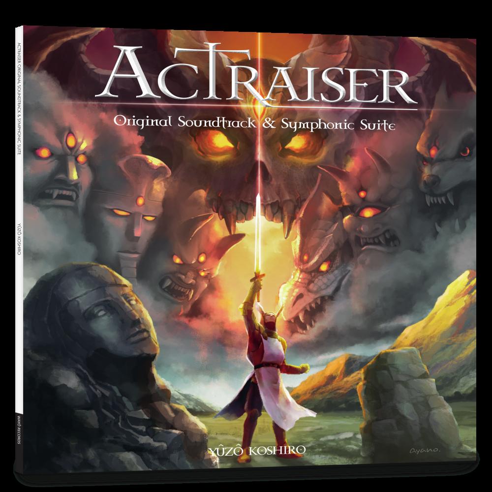 ActRaiser - Front