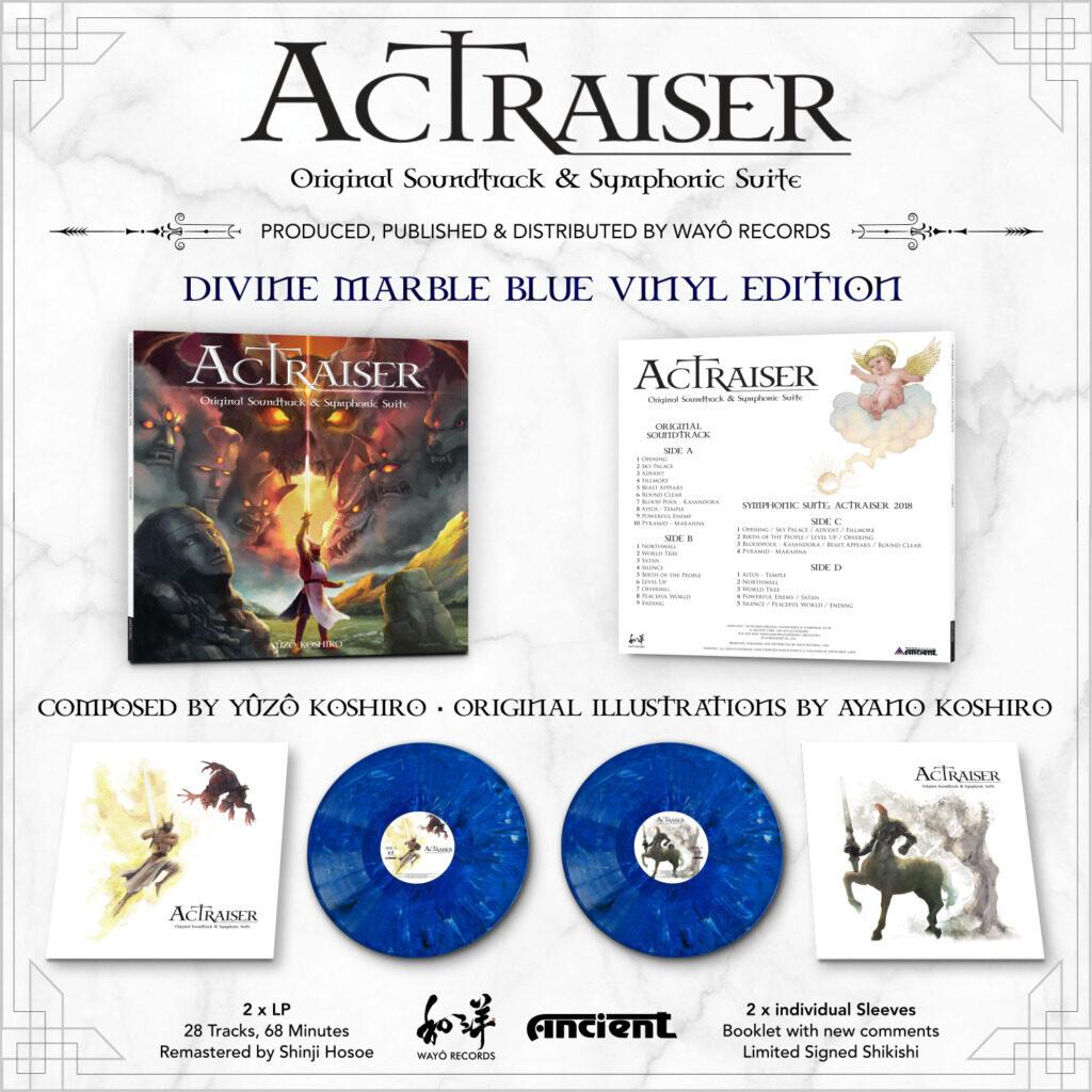 ActRaiser - Contents
