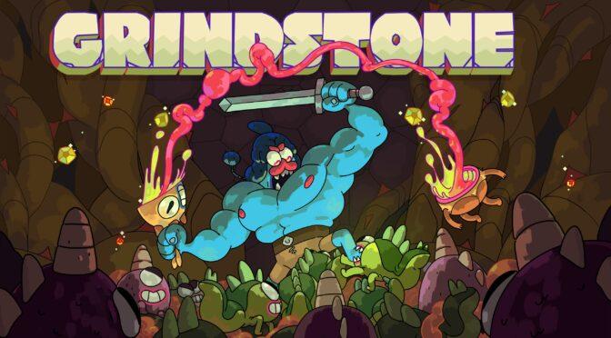 iam8bit are releasing the Grindstone soundtrack on vinyl