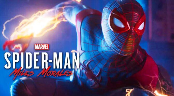 Spider-Man: Miles Morales soundtrack now up for preorder via Mondo