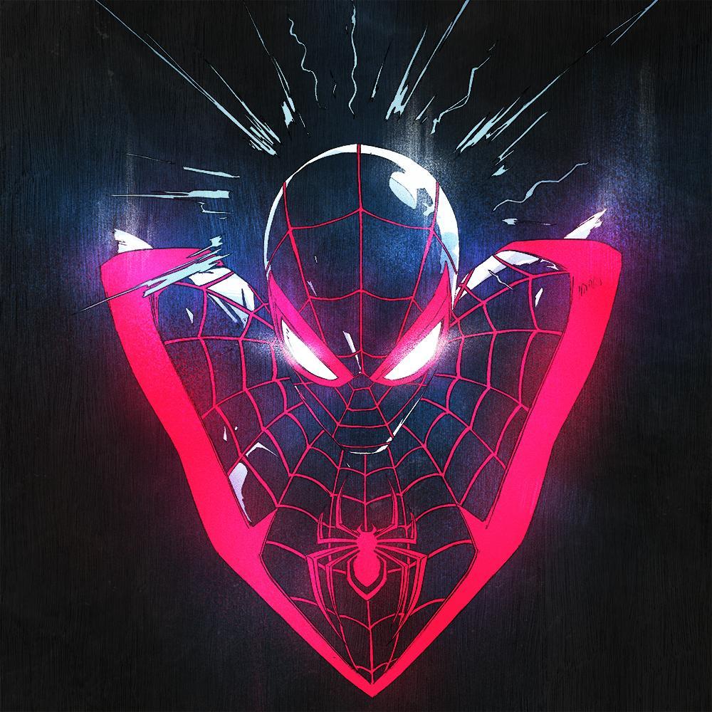 Marvel's Spider-Man: Miles Morales - Front