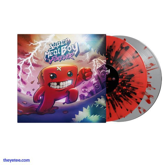 Super Meat Boy Forever - Front