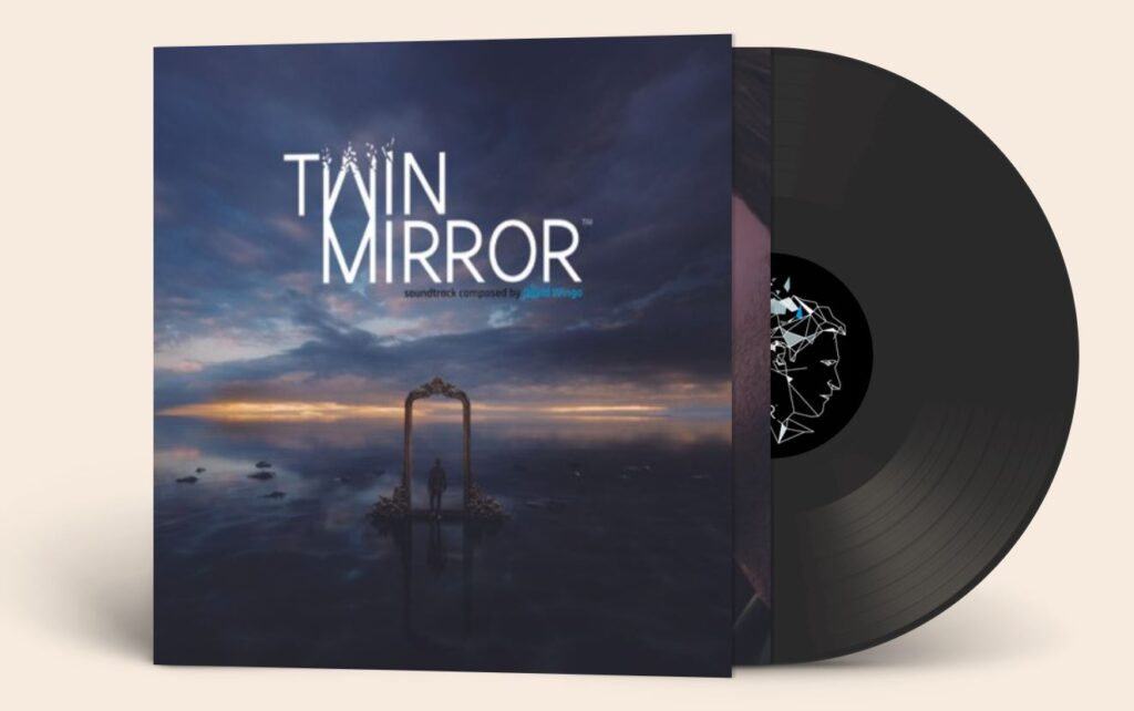 Twin Mirror - Front