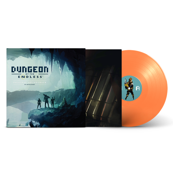 Dungeon Of The Endless - Front