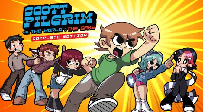 Scott Pilgrim vs. The World: The Game vinyl reissue up via Limited Run Games