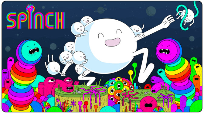 iam8bit to release the Spinch soundtrack on vinyl