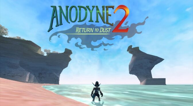 Anodyne 2: Return To Dust - Feature
