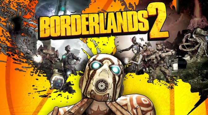 Borderlands 2 vinyl soundtrack up for preorder via Laced Records