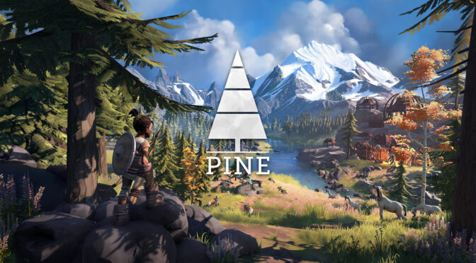 Black Screen Records are releasing the Pine soundtrack on vinyl