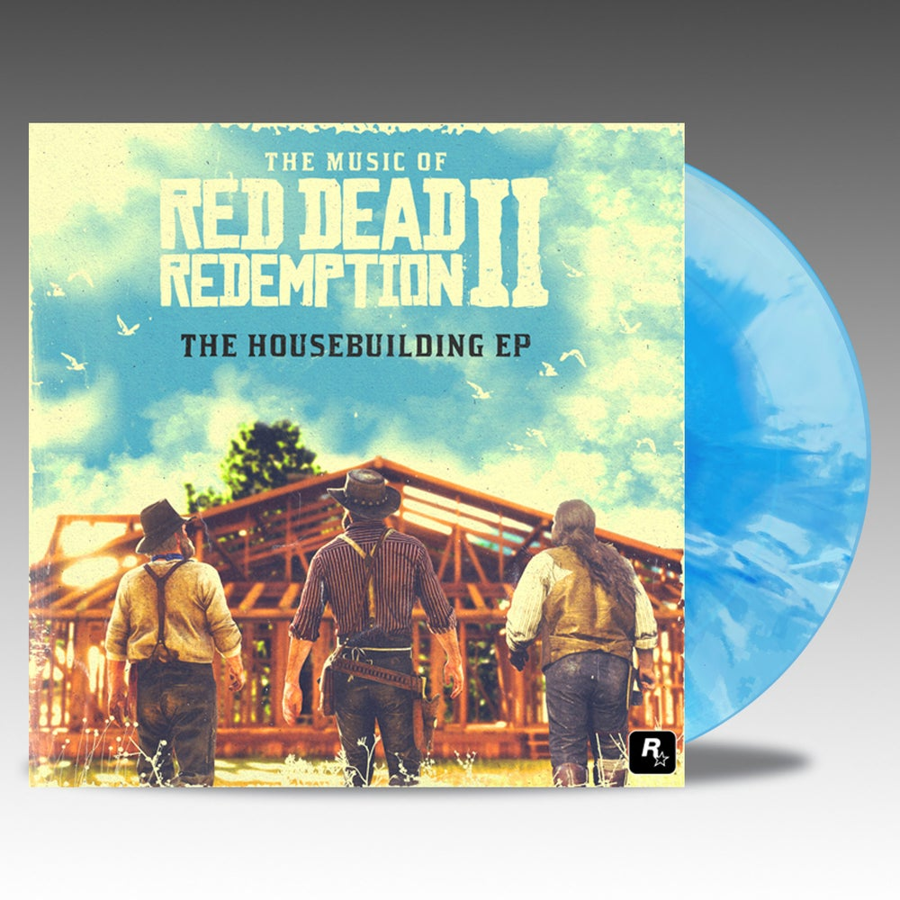 Red Dead Redemption II: Housebuilding EP - Front