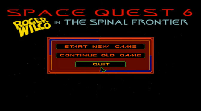 Space Quest 6 Reorchestrated can now be backed on Qrates
