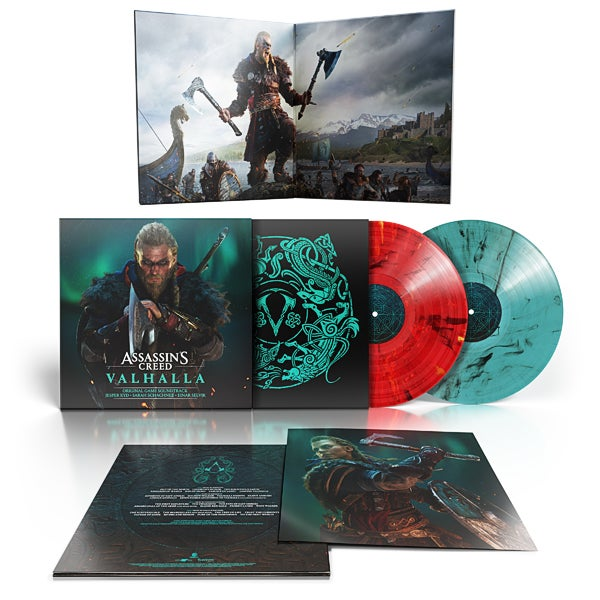 Assassin's Creed Valhalla - Contents