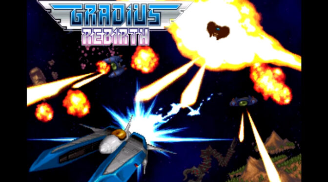 Ship To Shore PhonoCo. to release Gradius ReBirth soundtrack on vinyl