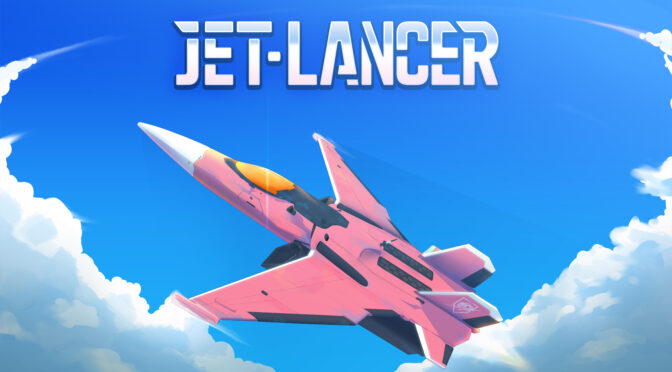 Jet Lancer vinyl soundtrack now up for preorder from Ship To Shore