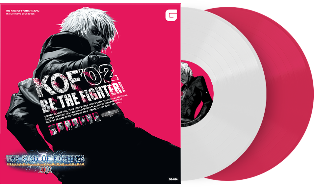 The King Of Fighters 2002 - Front