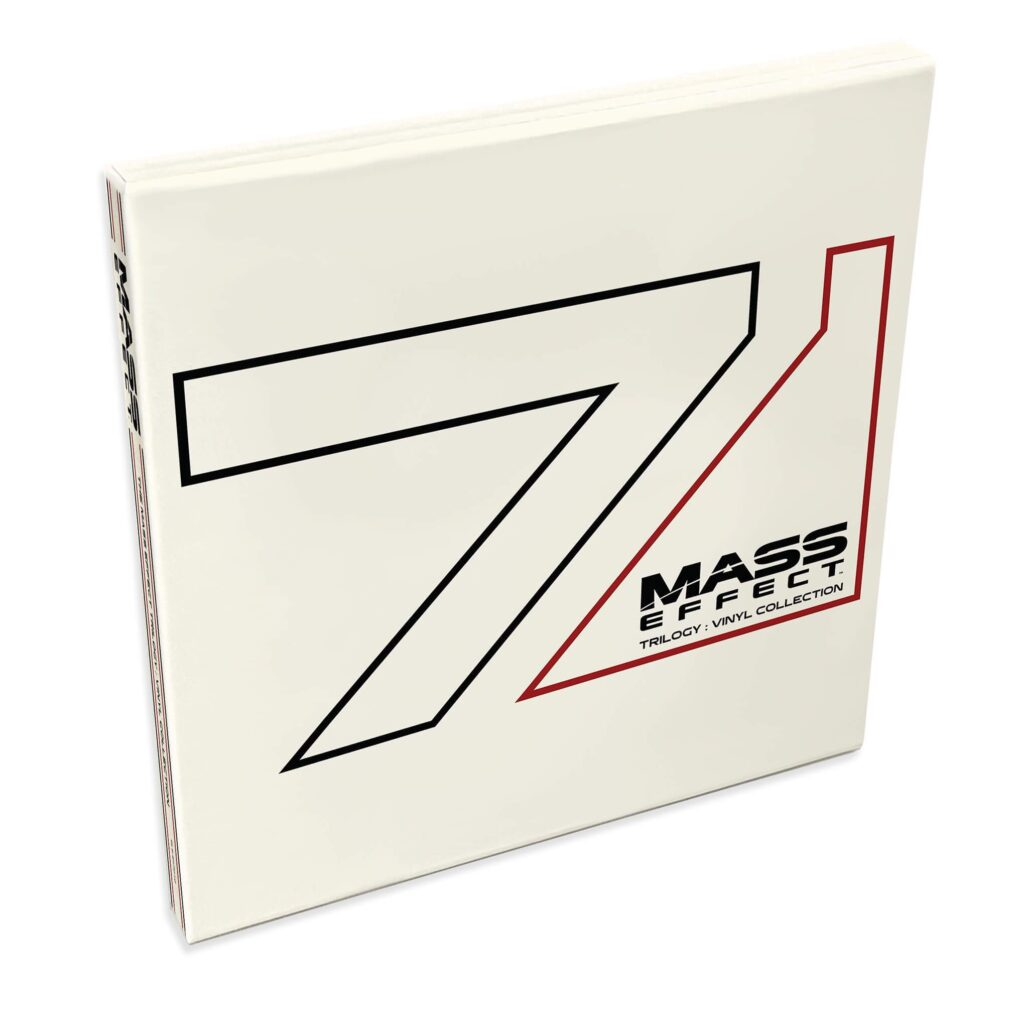 Mass Effect Trilogy - Front