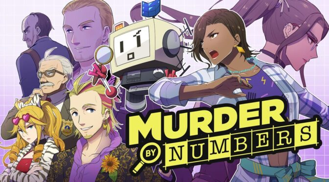 Murder By Numbers vinyl soundtrack up for preorder via Black Screen records