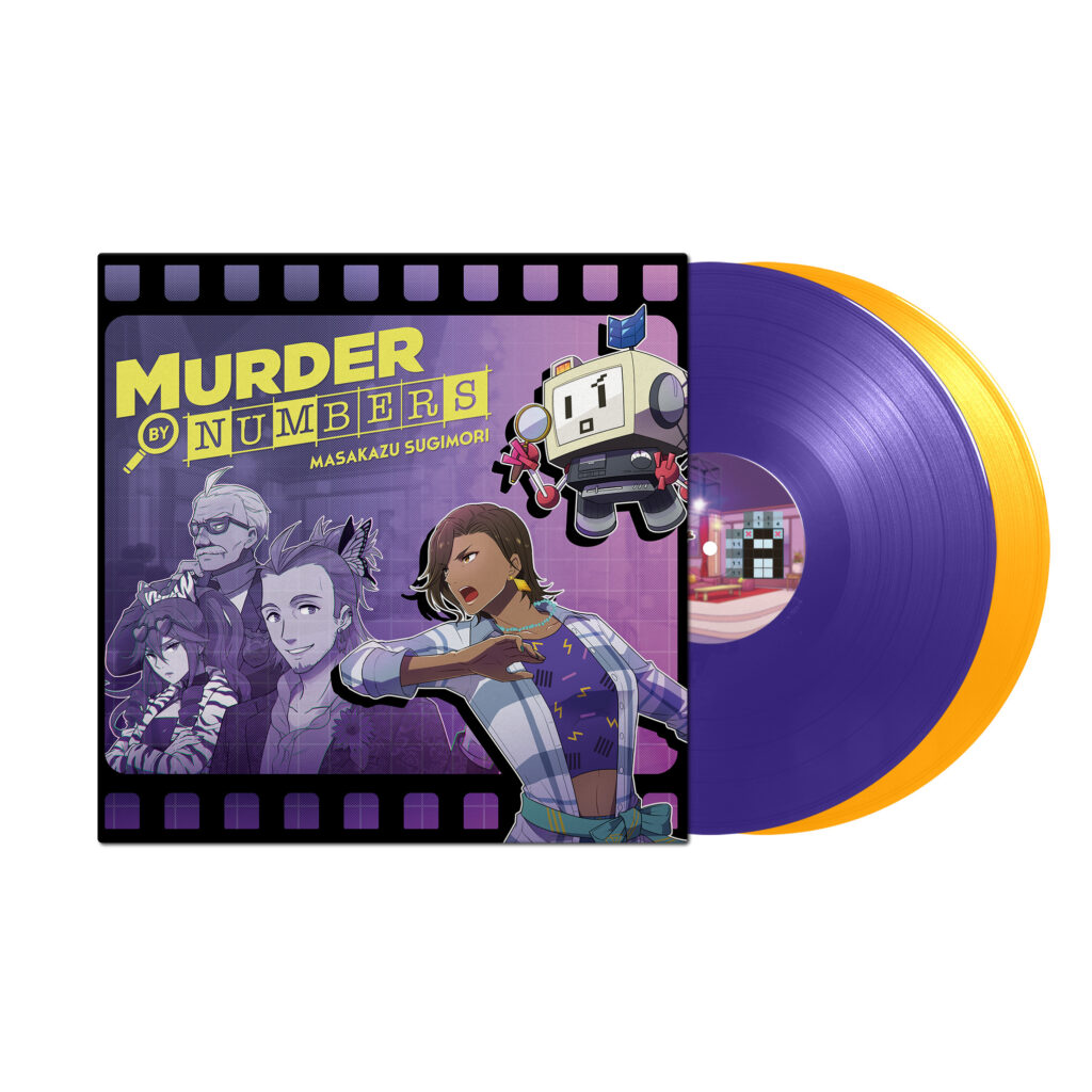 Murder By Numbers - Front