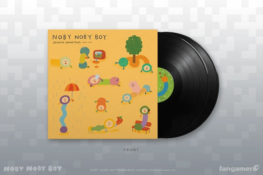 Noby Noby Boy - Front