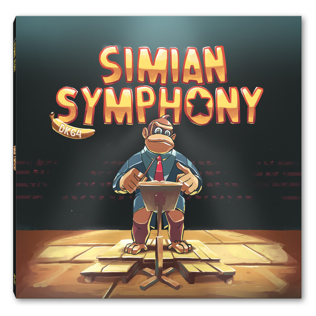 Simian Symphony - Front