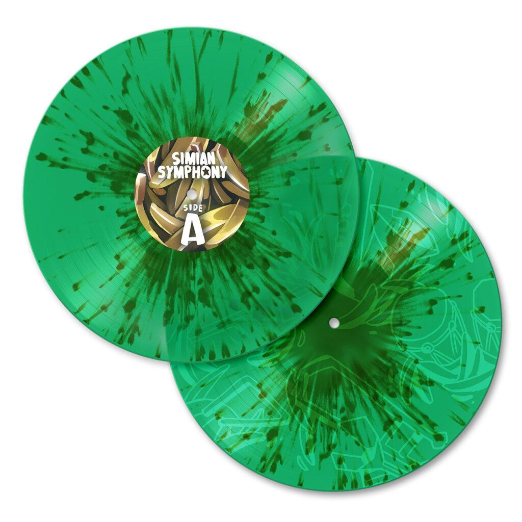 Simian Symphony - Green Vinyl