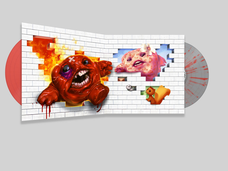 Super Meat Boy - Gatefold