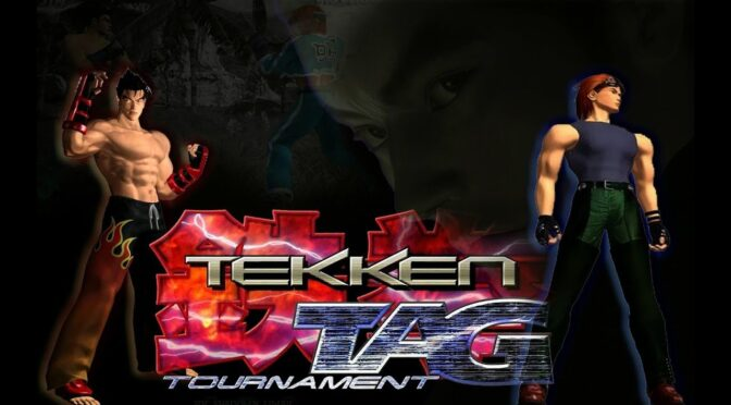 Tekken 4 and Tekken Tag Tournament Vinyl soundtracks up via Laced