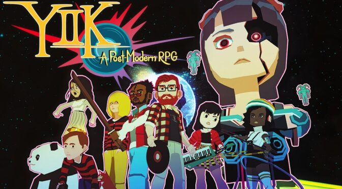 YIIK: A Postmodern RPG vinyl soundtrack available from Yetee Records