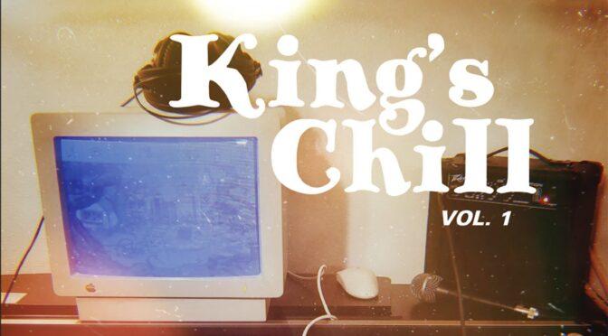 Chill King's Quest vinyl arrangement album up for backing on Qrates